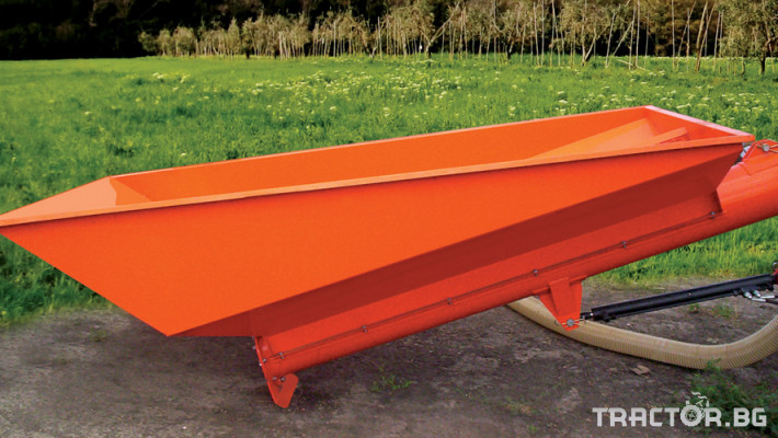 Обработка на зърно AGREX - СУШИЛНИ 7 - Трактор БГ