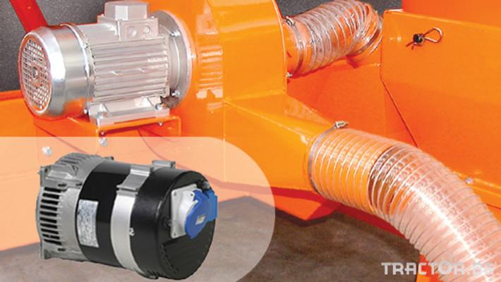 Обработка на зърно AGREX - СУШИЛНИ 9 - Трактор БГ