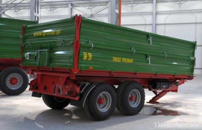 Ремаркета и цистерни Pronar T663/1 2