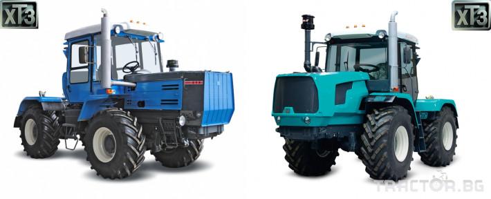 Трактори ХТЗ 242 1 - Трактор БГ