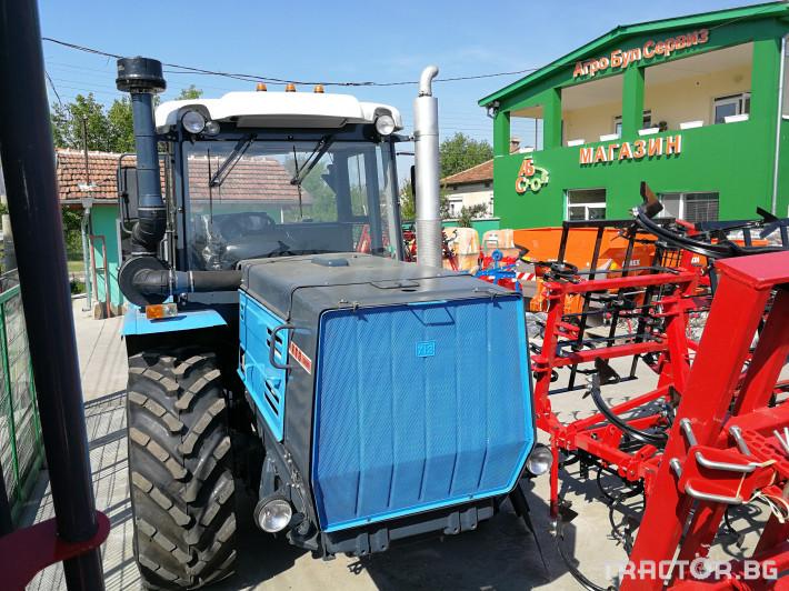 Трактори ХТЗ 242 14 - Трактор БГ