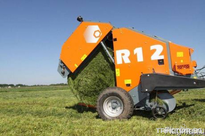 Сламопреси Wolagri NAVIGATOR RB 12 9 - Трактор БГ