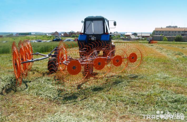 Сенообръщачки Внос NAVIGATOR 6м и 7м 1 - Трактор БГ