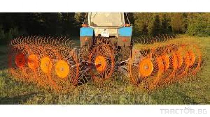 Сенообръщачки Внос NAVIGATOR 6м и 7м 2 - Трактор БГ