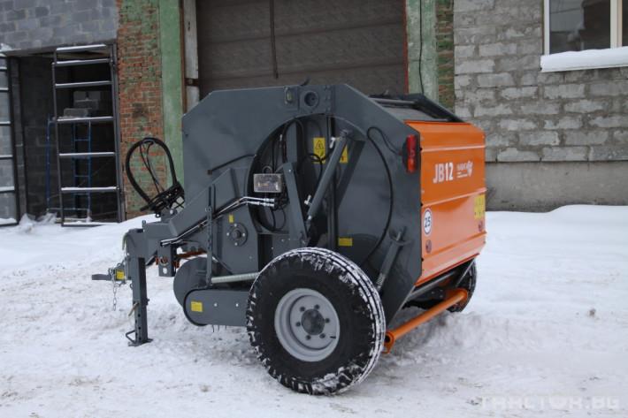 Сламопреси Wolagri NAVIGATOR JB 12 NW 1 - Трактор БГ