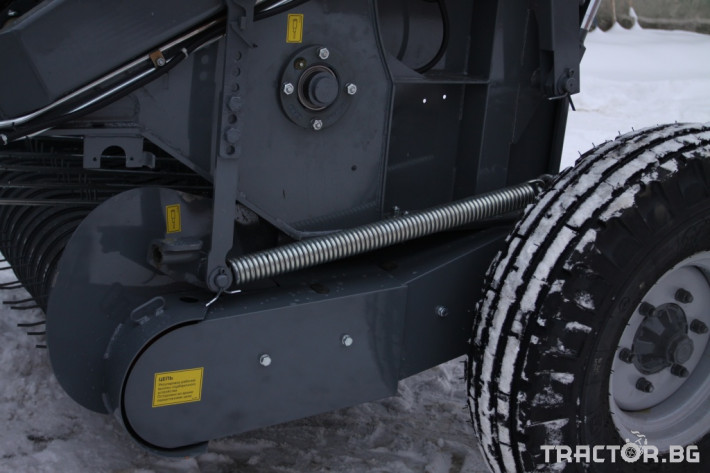 Сламопреси Wolagri NAVIGATOR JB 12 NW 6 - Трактор БГ