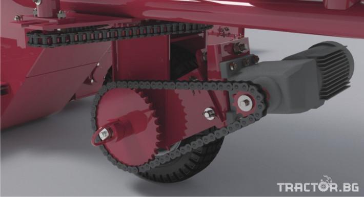 Обработка на зърно ROSTSELMASH MZS90 2