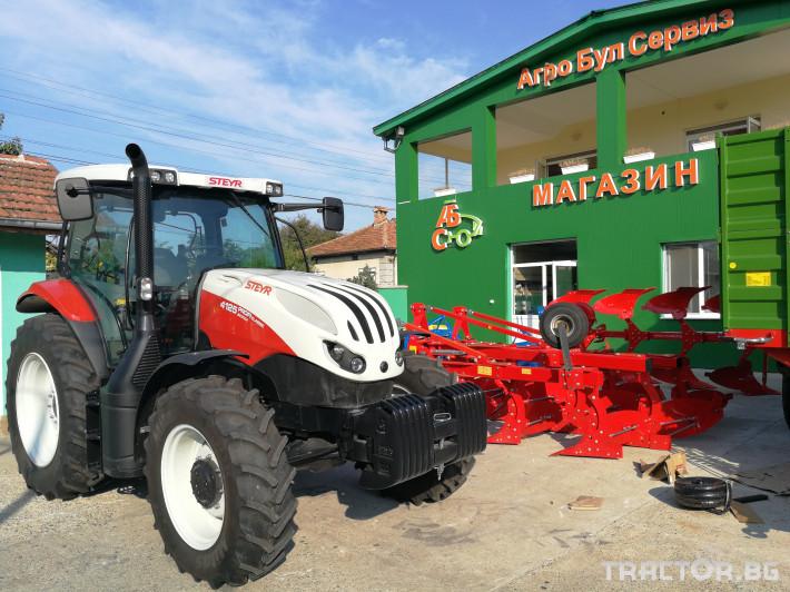 Трактори Steyr Profi 4125 Clasic 0