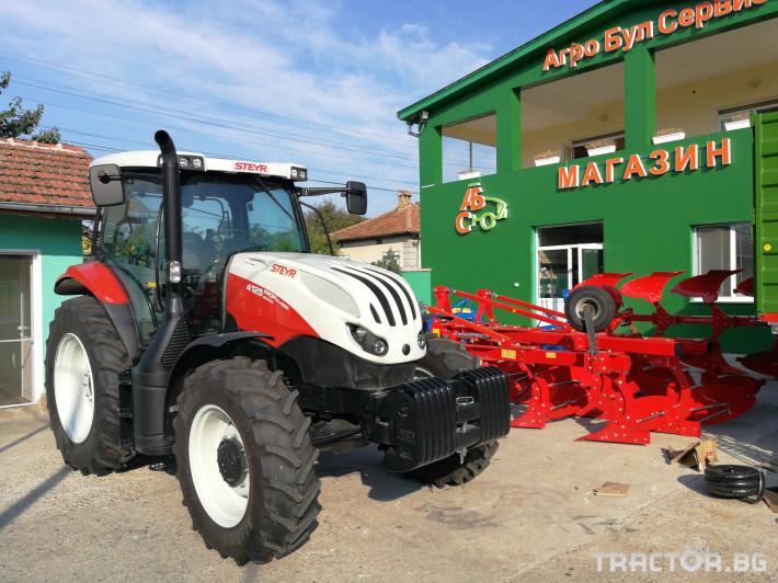 Трактори Steyr Profi 4125 Clasic 1