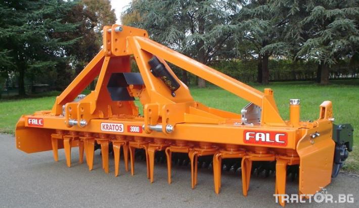 Фрези Фреза Falc KRATOS 3.0 7 - Трактор БГ