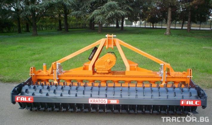 Фрези Фреза Falc KRATOS 3.0 0 - Трактор БГ