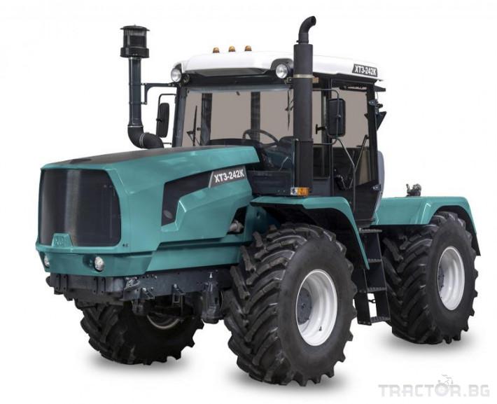 Трактори ХТЗ 242 0 - Трактор БГ