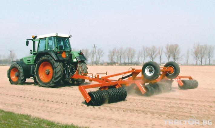 Валяци Expom  MAXIMUS 9 - Трактор БГ