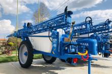 Agrio Napa 3300 литра 24 метра