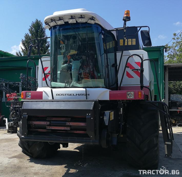 Комбайни Rostselmash ACROS 595 Plus 11 - Трактор БГ