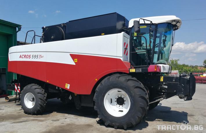 Комбайни Rostselmash ACROS 595 Plus 0 - Трактор БГ