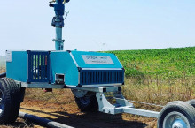 IRRIFORCE Set - готова мобилна поливна система за 55 дка