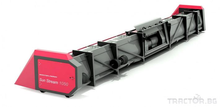 Хедери за жътва Нива-Ростсельмаш SunStream 2 - Трактор БГ
