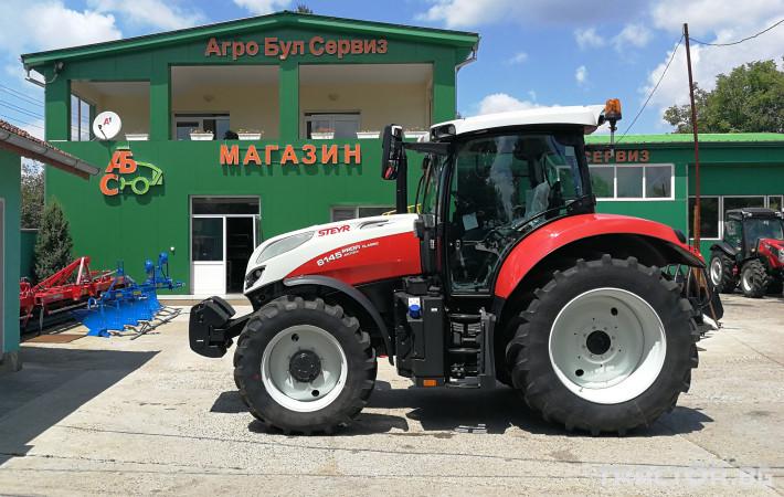 Трактори Steyr Profi 6145 Classic 0 - Трактор БГ