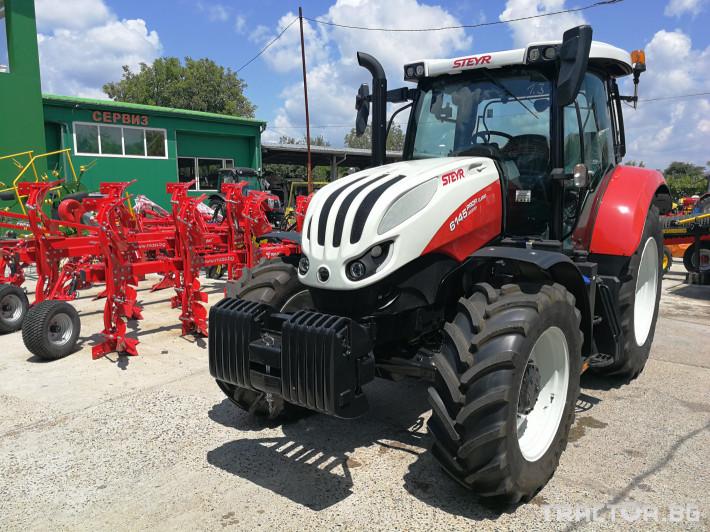 Трактори Steyr Profi 6145 Classic 1 - Трактор БГ