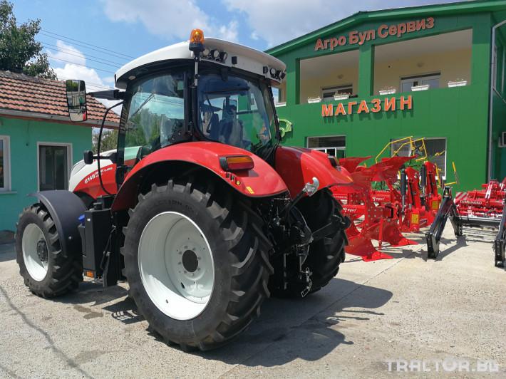 Трактори Steyr Profi 6145 Classic 2 - Трактор БГ