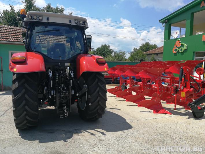 Трактори Steyr Profi 6145 Classic 3 - Трактор БГ