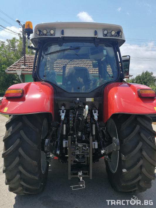 Трактори Steyr Profi 6145 Classic 4 - Трактор БГ