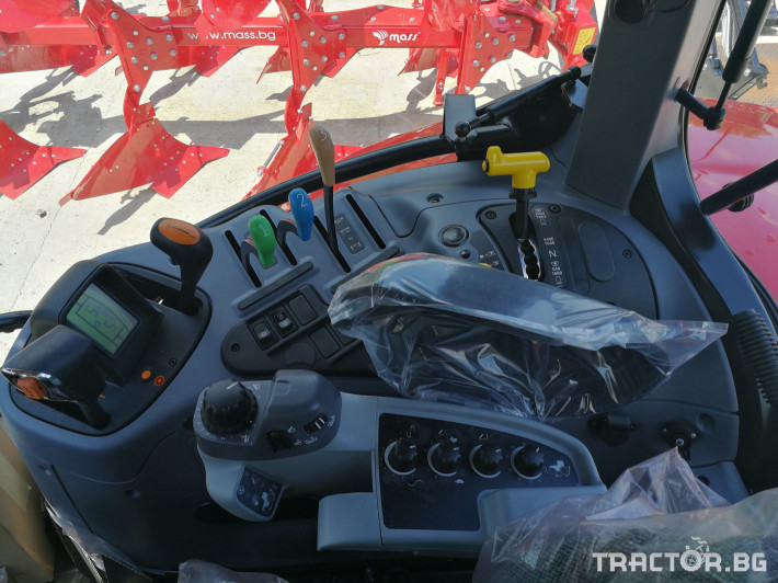 Трактори Steyr Profi 6145 Classic 5 - Трактор БГ