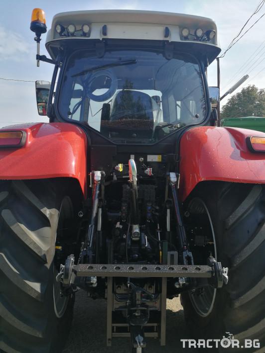 Трактори Steyr CVT 6200 4 - Трактор БГ