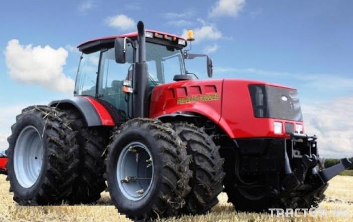 Сервиз на трактори Беларус МТЗ ВСИЧКИ 0 - Трактор БГ