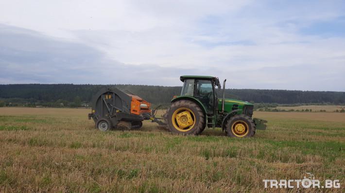 Сламопреси Wolagri NAVIGATOR JB 12 NW 7 - Трактор БГ