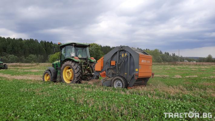 Сламопреси Wolagri NAVIGATOR JB 12 NW 11 - Трактор БГ