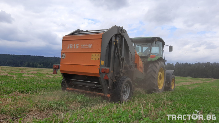 Сламопреси Wolagri NAVIGATOR JB 12 NW 12 - Трактор БГ