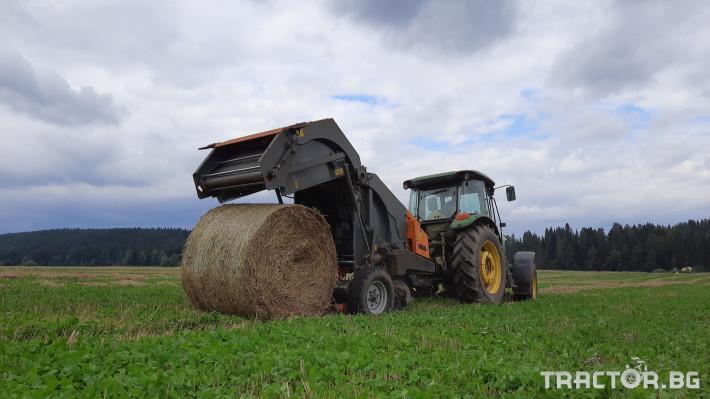 Сламопреси Wolagri NAVIGATOR JB 12 NW 13 - Трактор БГ