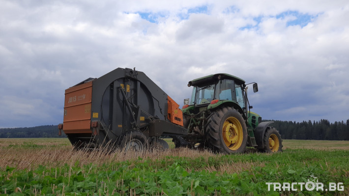 Сламопреси Wolagri NAVIGATOR JB 12 NW 14 - Трактор БГ