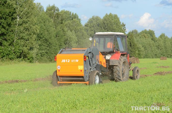 Сламопреси Wolagri NAVIGATOR JB 12 NW 17 - Трактор БГ