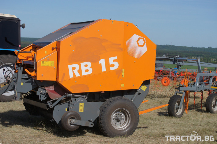 Сламопреси Wolagri NAVIGATOR RB15 9 - Трактор БГ