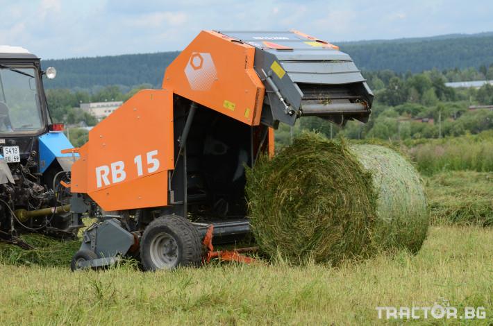 Сламопреси Wolagri NAVIGATOR RB15 16 - Трактор БГ