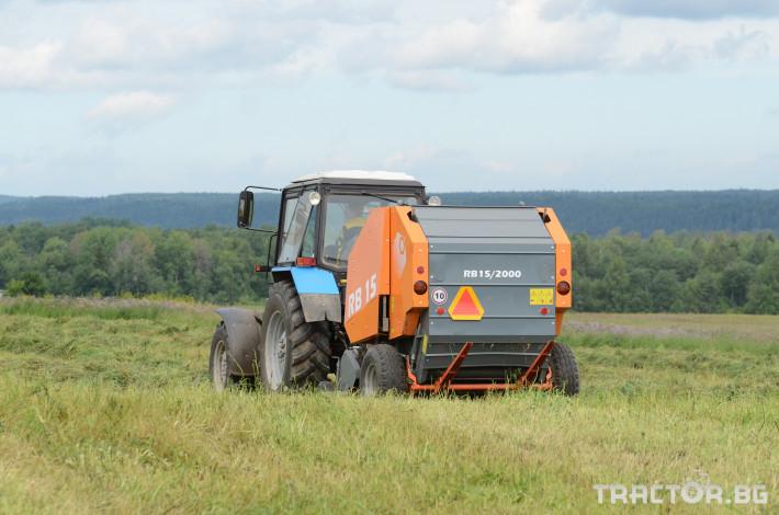 Сламопреси Wolagri NAVIGATOR RB15 18 - Трактор БГ