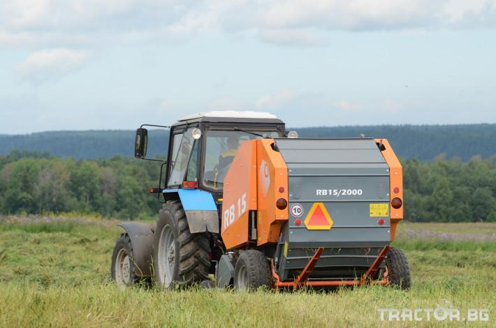 Сламопреси Wolagri NAVIGATOR RB15 19 - Трактор БГ