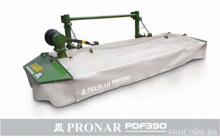 Косачки Косачка PRONAR PDF390 за FORTSCHRIT Е301-Е303 1 - Трактор БГ