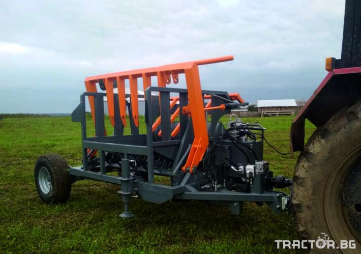Машини за ферми Wolagri Navigator T12 0 - Трактор БГ