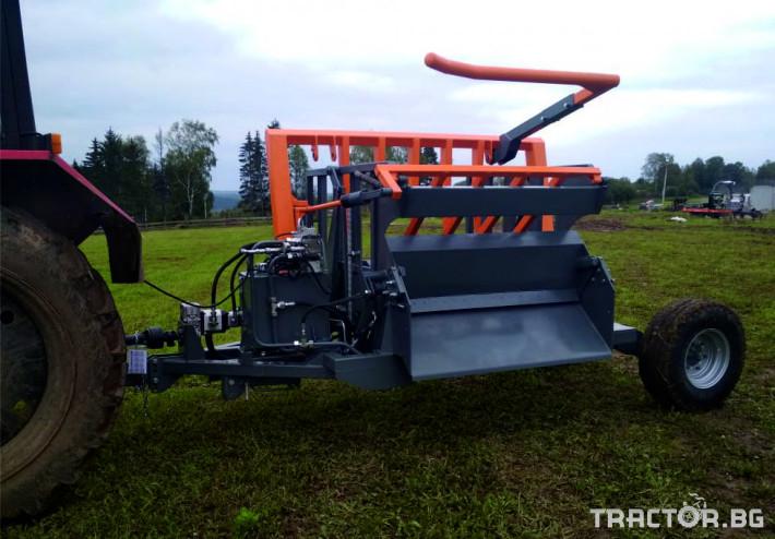 Машини за ферми Wolagri Navigator T12 1 - Трактор БГ