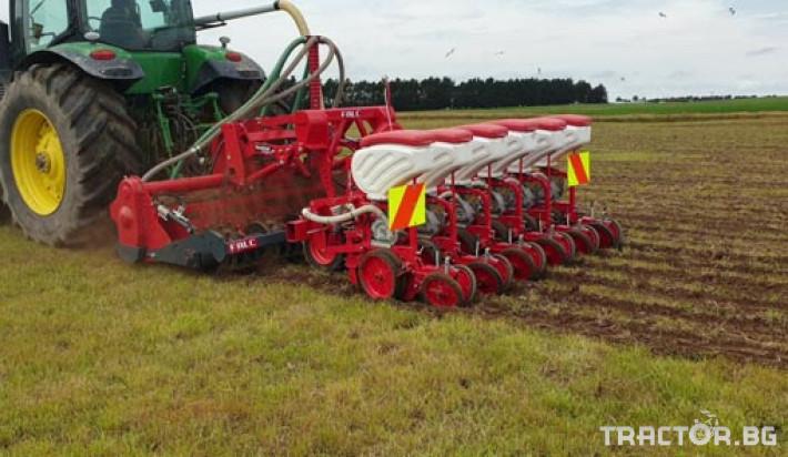 Фрези FALC STRIP TILL 3 - Трактор БГ