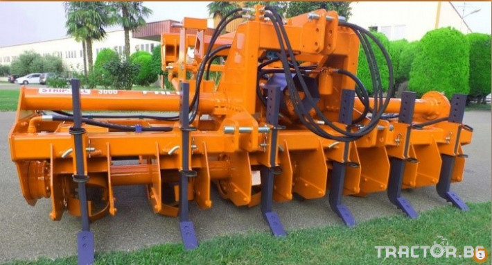 Фрези FALC STRIP TILL 0 - Трактор БГ