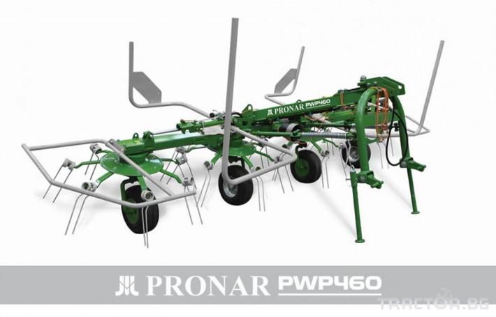Сенообръщачки Pronar PWP 0 - Трактор БГ