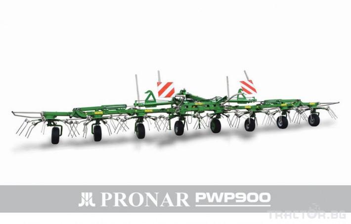 Сенообръщачки Pronar PWP 1 - Трактор БГ