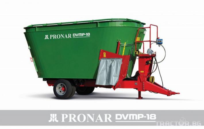 Машини за ферми МИКСЕРИ PRONAR VMP 2 - Трактор БГ