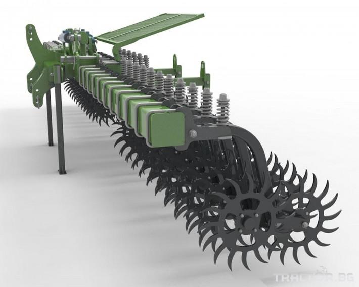 Други РОТАЦИОННА МОТИКА GREEN STAR 0 - Трактор БГ