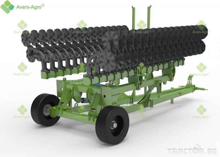 Други РОТАЦИОННА МОТИКА GREEN STAR 4 - Трактор БГ